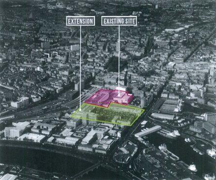 Union Square expansion