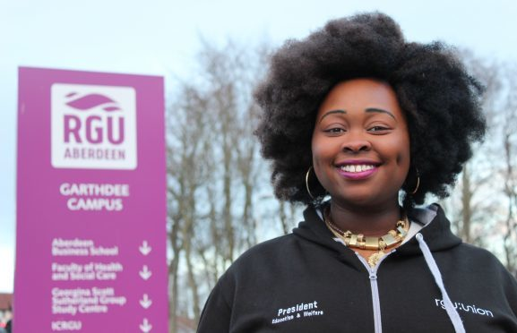 Yvonne Ofordu has been appointed as the new student president for education and welfare
