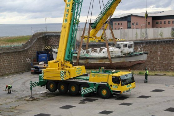 Score Group is working to refurbish HMP Peterhead