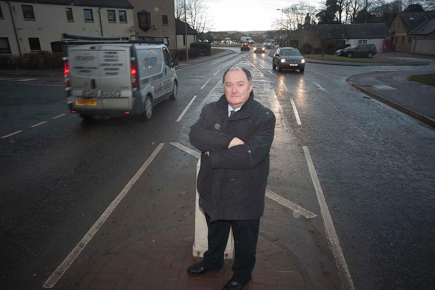Councillor John Divers