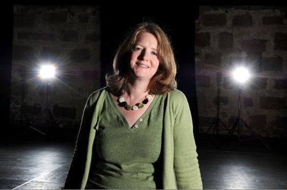 Sound Festival director Fiona Robertson