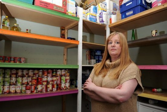 Helen Stewart, office manager for Instant Neighbour