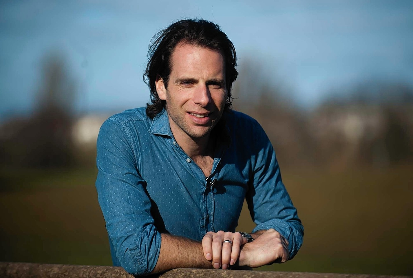 Endurance cyclist  Mark Beaumont