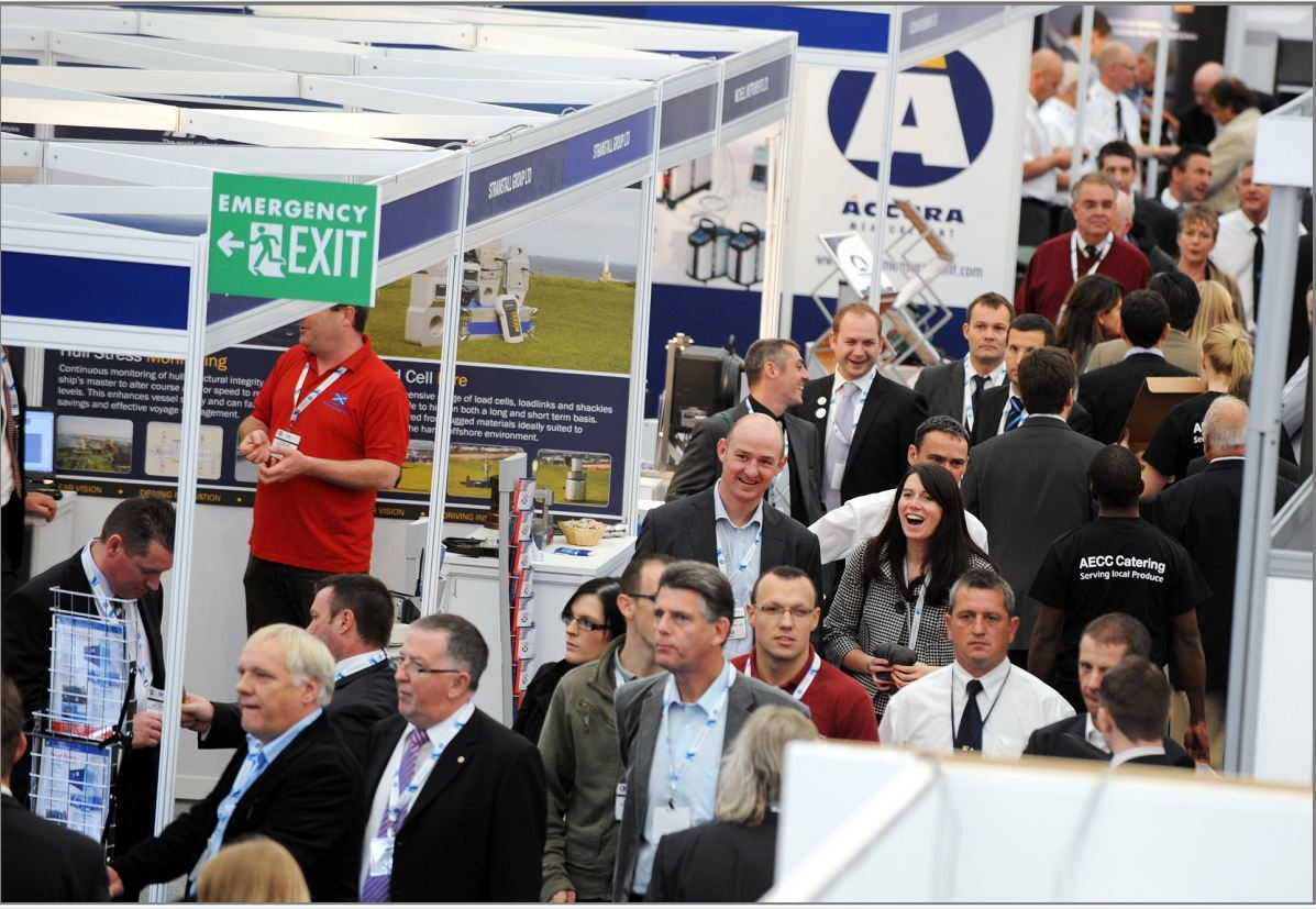 Offshore Europe  in 2016