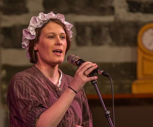 Shona Donaldson, Queen of the Bothy Ballads