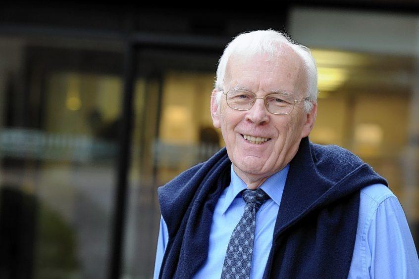Sir Ian Wood