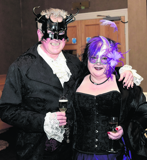 Bill McDonald and Maira MacLean