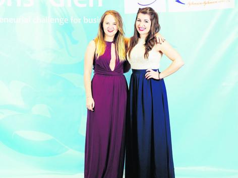 Emma Fife and Abi Longhurst