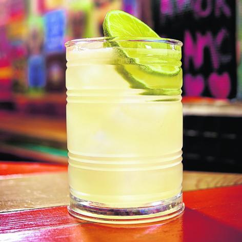 Patron Tommy's Margarita - refreshing and balanced