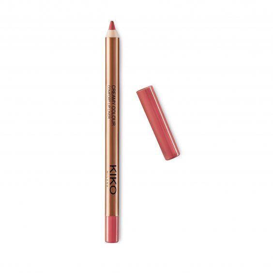Kiko Tea Rose Creamy Colour Comfort Lip Liner