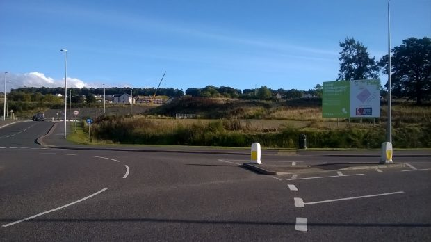 Houses could be built at land near Inverness's Asda supermarket