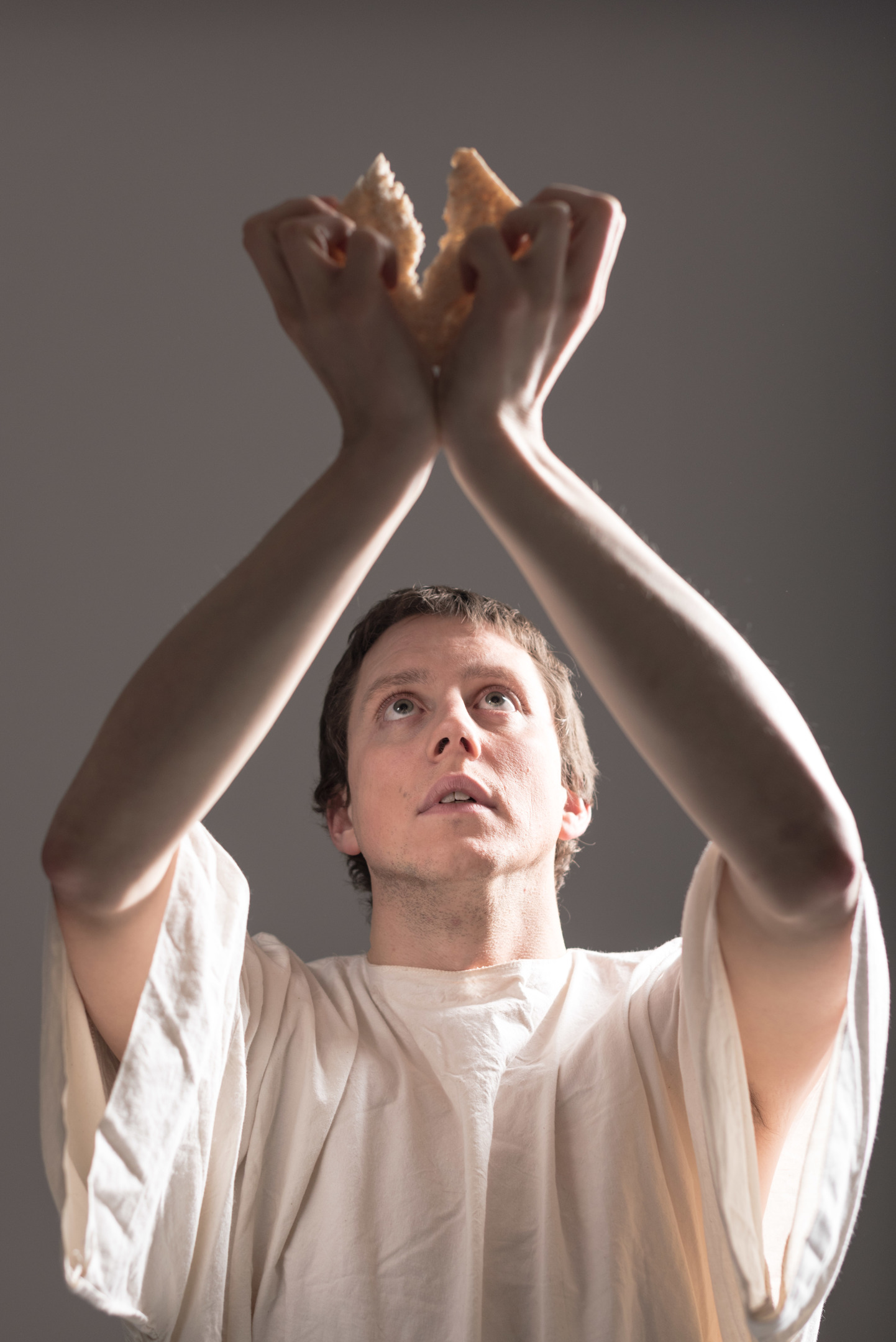 Brad Morrison, Jesus, Aberdeen Passion Play