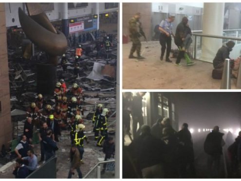 IS have now identified those behind the Brussels attacks