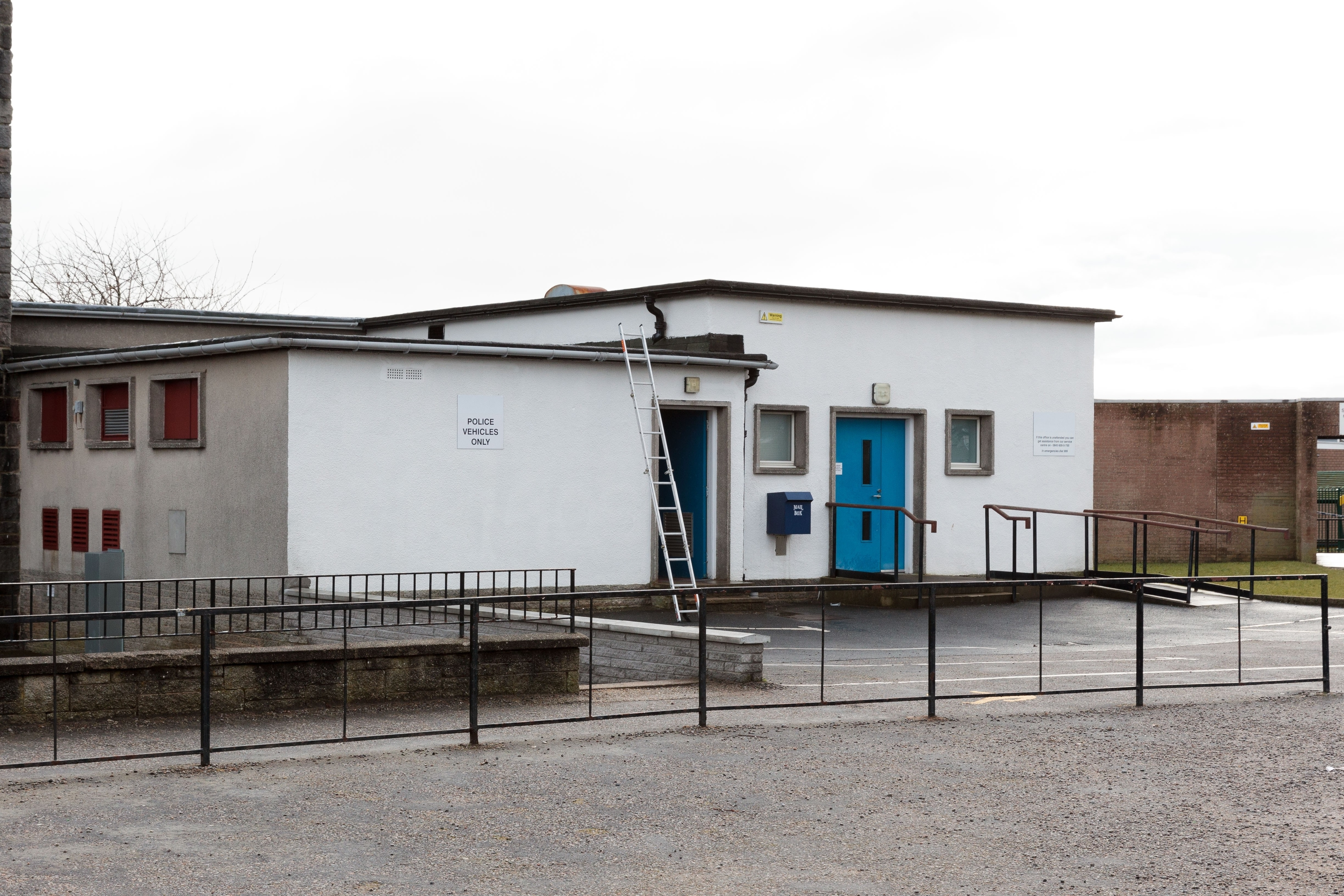 Dyce Primary School and Community Centre.