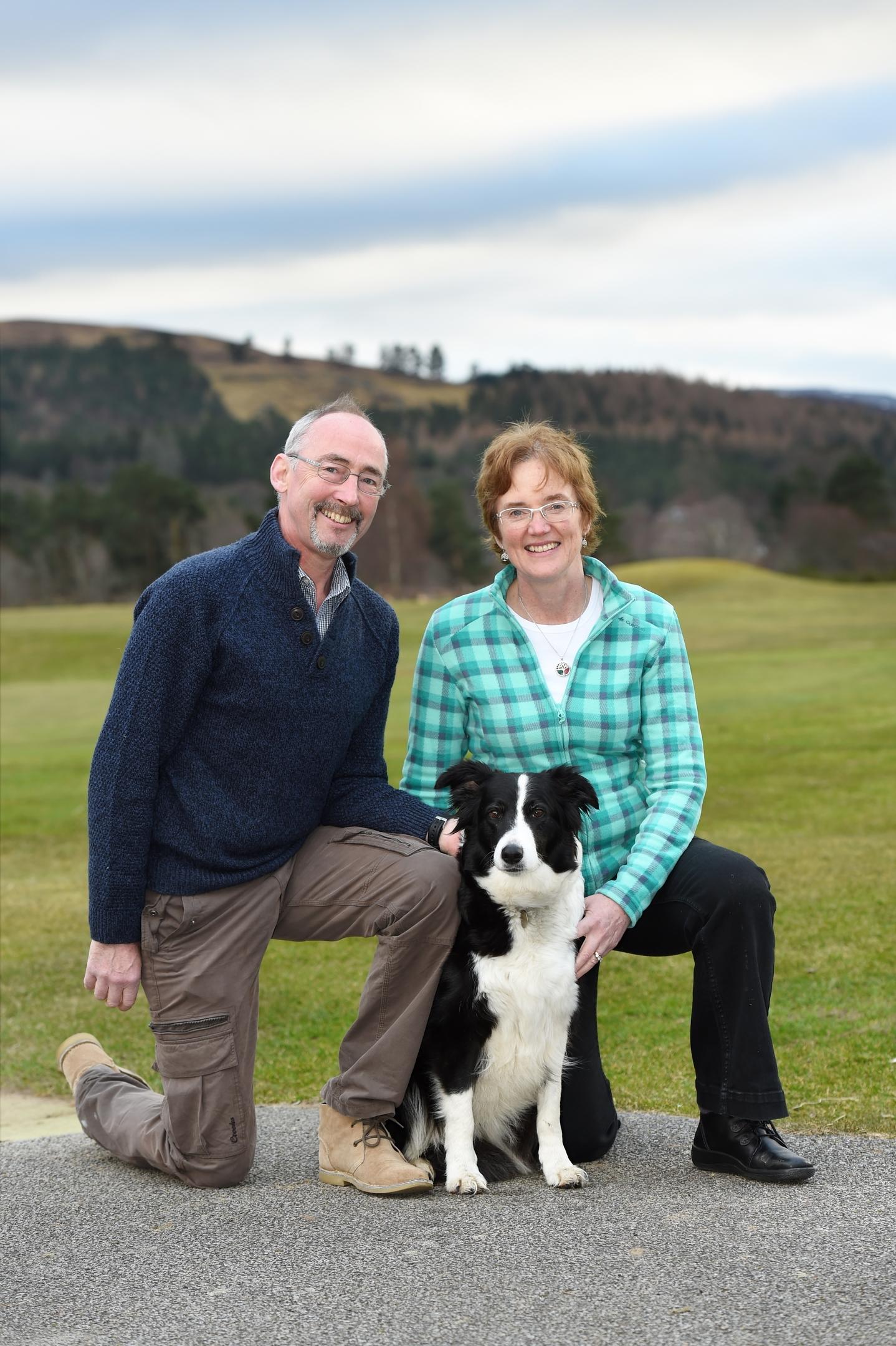 Jenny and Graham Macmillan