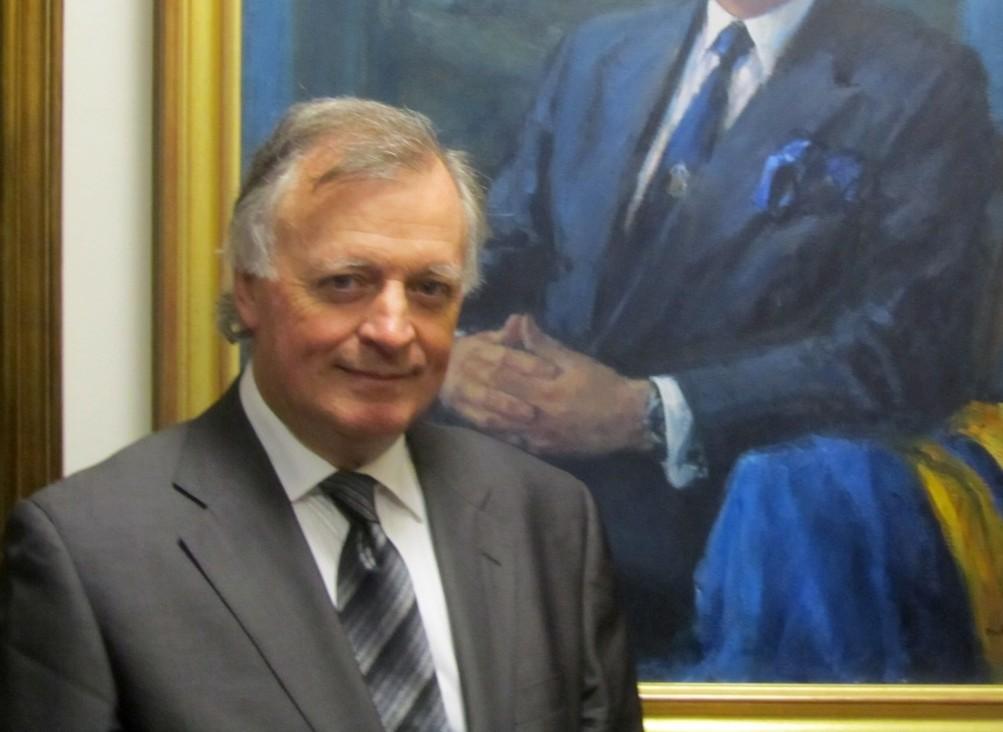 Prof George Fleming