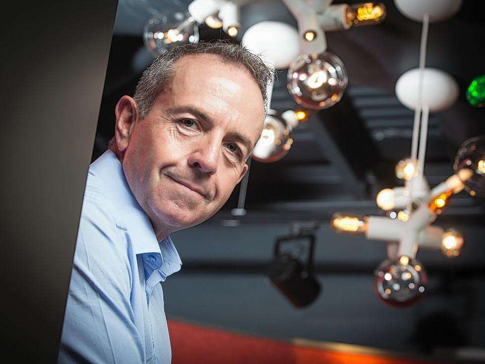 Gary McEwan of Aberdeen-based Elevator