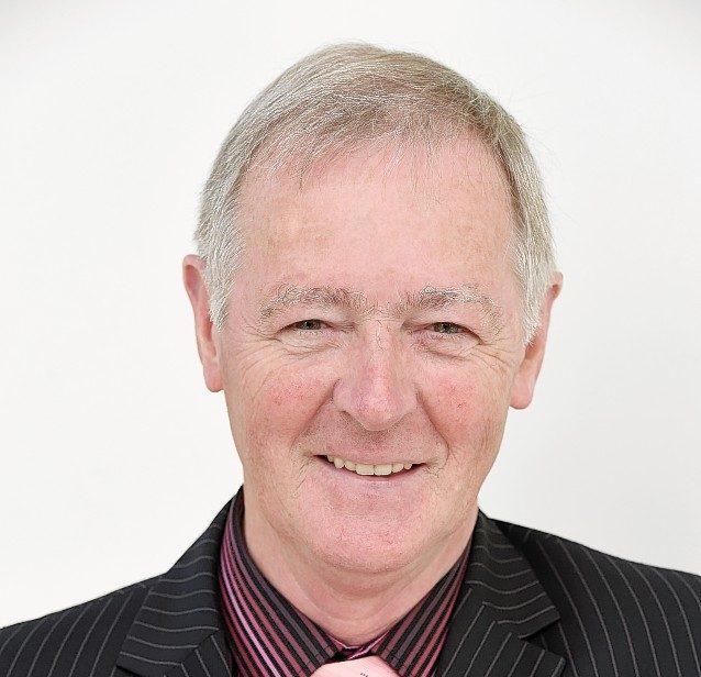 Councillor Allan Henderson.