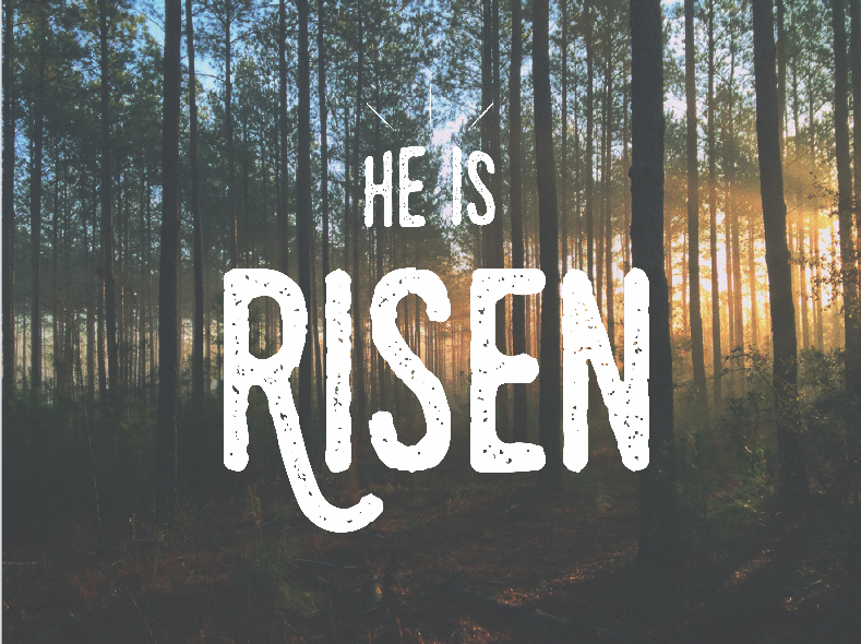 He Is Risen pic