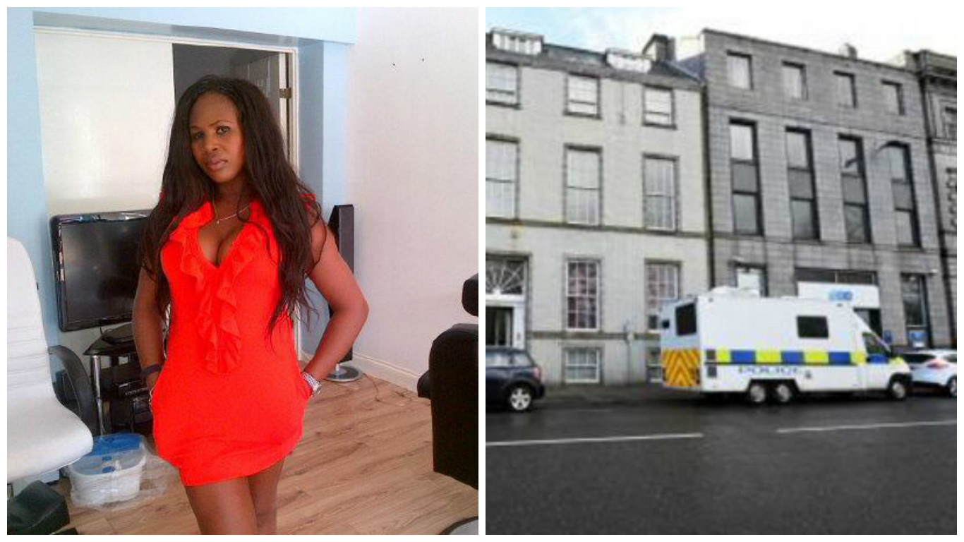 Jessica McGraa was found dead at a flat on Union Terrace on February 11 last year,