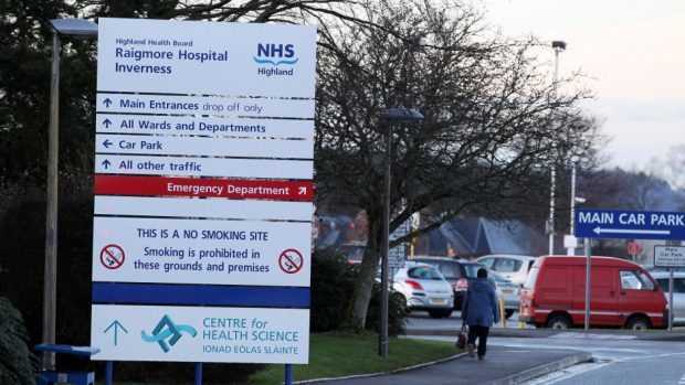 Norovirus has been confirmed on another ward at Raigmore Hospital in Inverness