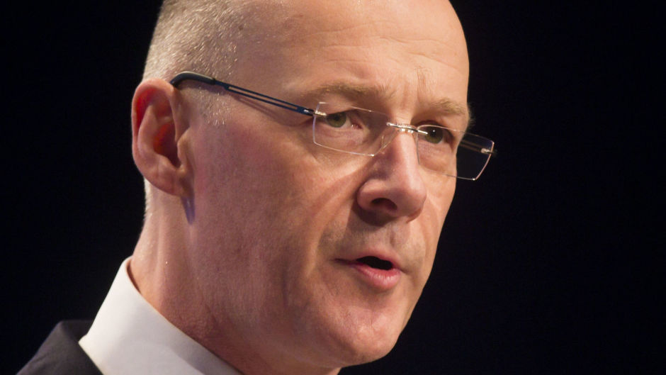 John Swinney said the Chancellor must act today to save the North Sea oil and gas industry