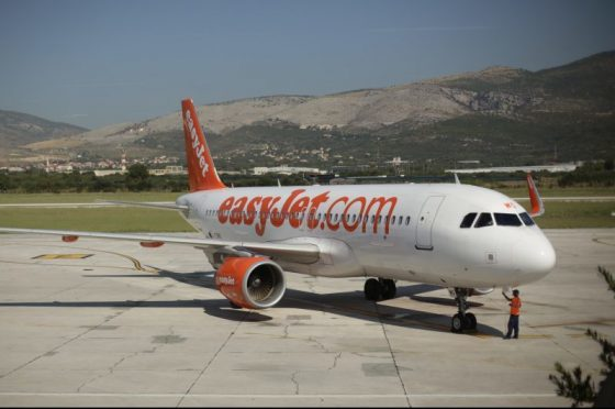 EasyJet said the flight was diverted to Toulouse