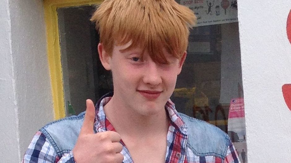 Bailey Gwynne was killed at his school in Aberdeen last October (Police Scotland/PA Wire)