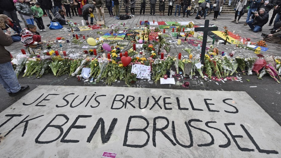Nicola Sturgeon described the attacks in Brussels which killed 34 people and injured more than 200 as 'appalling, devastating and cowardly'