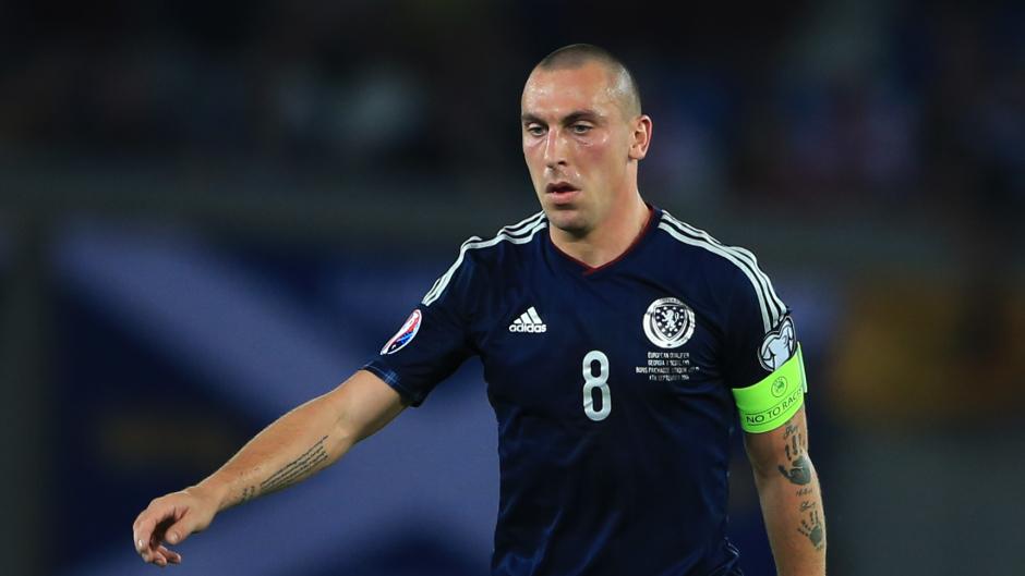 Scott Brown: Retired after winning 50 caps for Scotland.
