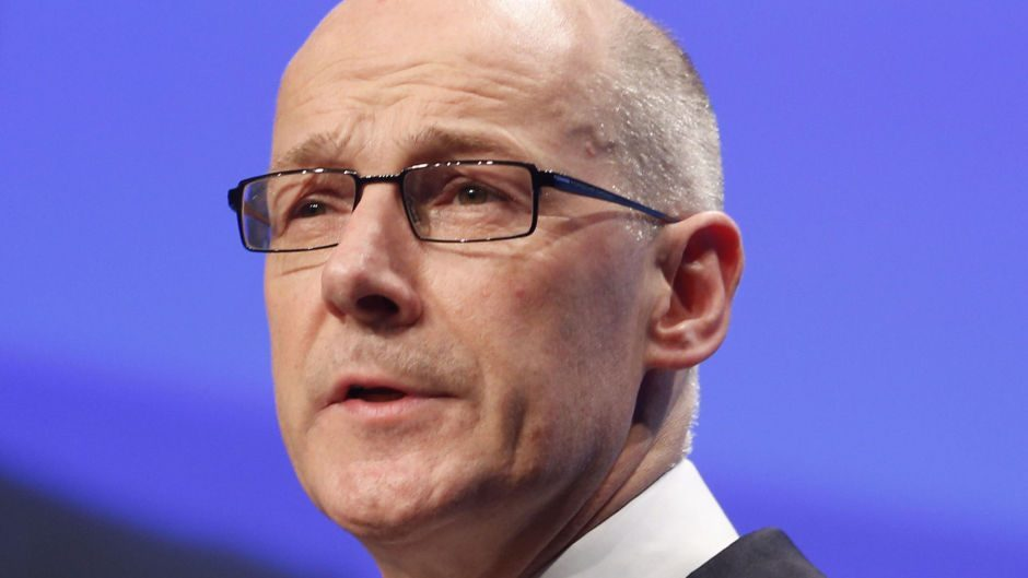 John Swinney said the measures announced by Mr Osborne would be helpful, but that he could have gone further