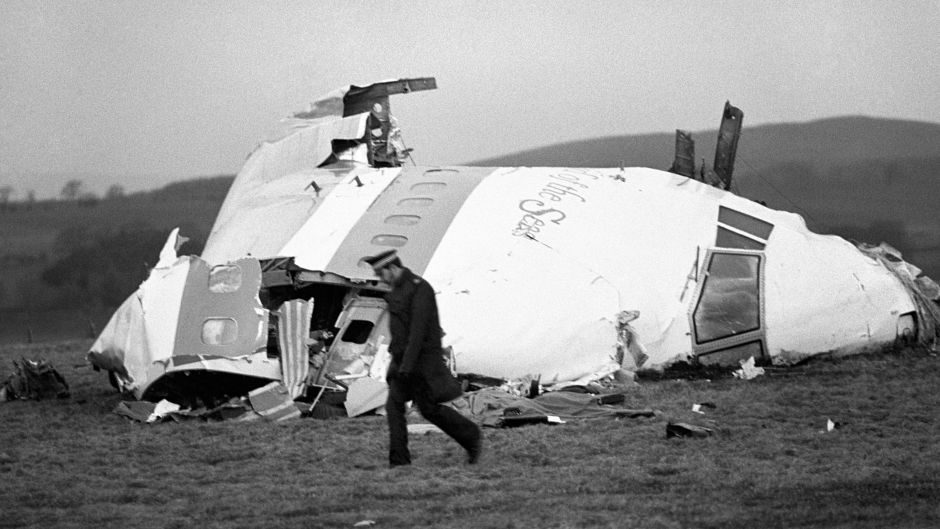 The Lockerbie disaster in December 1988 claimed 270 victims.