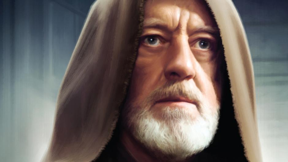 Sir Alec Guinness aka Obi Wan Kenobi