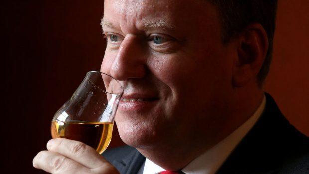 Scotch Whisky Association chief executive David Frost