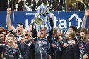 Ross County lift the Scottish League Cup
