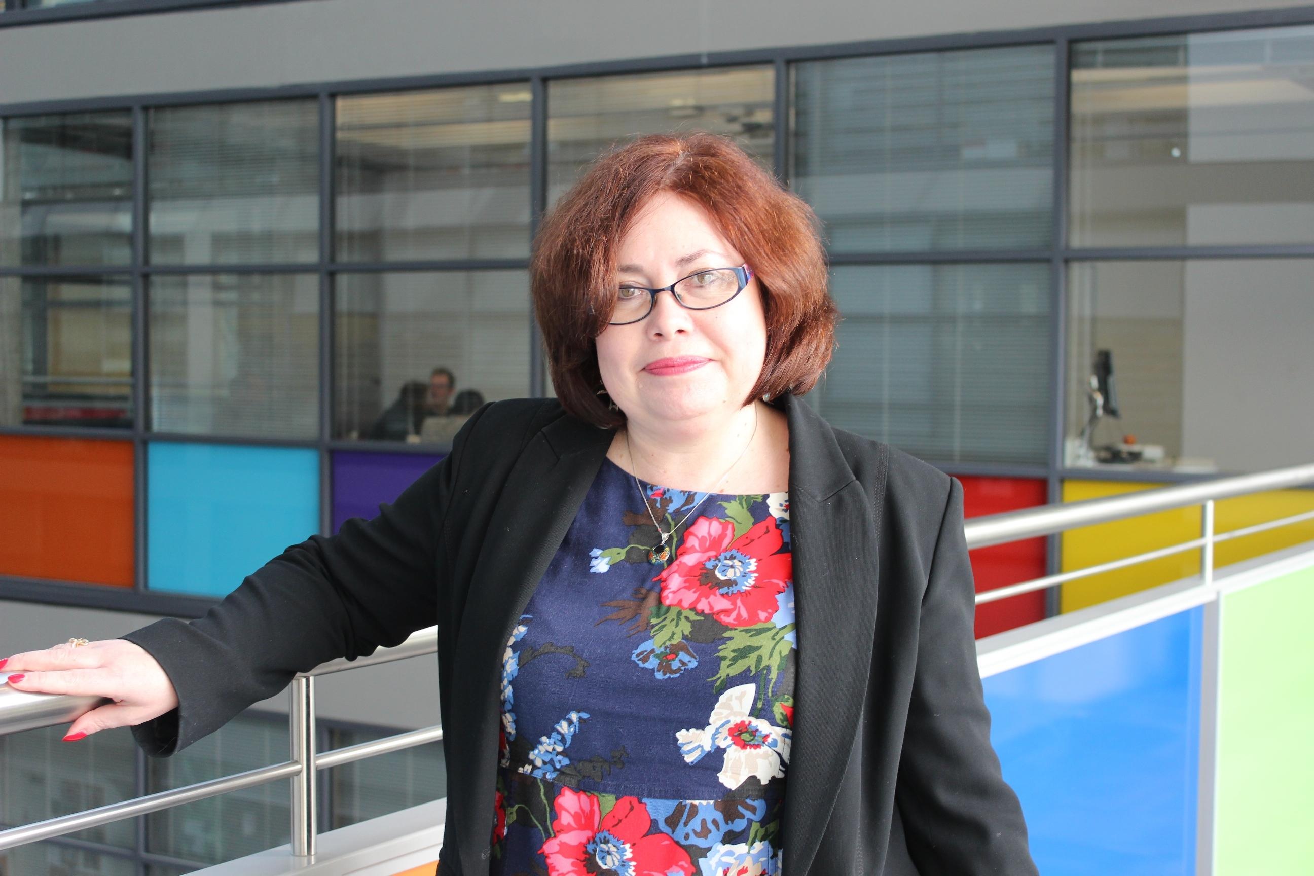 Professor Sarah Pedersen