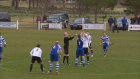 Newtonmore 3-0 Lovat in the MacTavish Cup