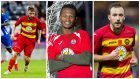 John Hughes is looking to sign Partick Thistle trio Steven Lawless, Abdul Osman and Stuart Bannigan