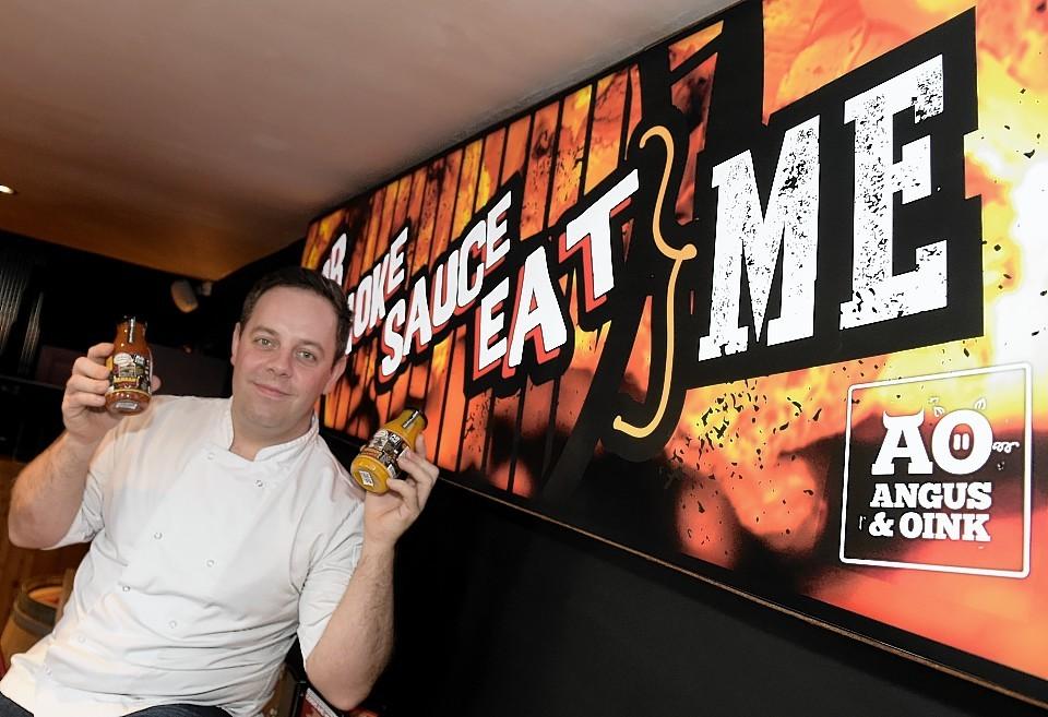Chris Tonner, CEO of Beetroot Restaurants