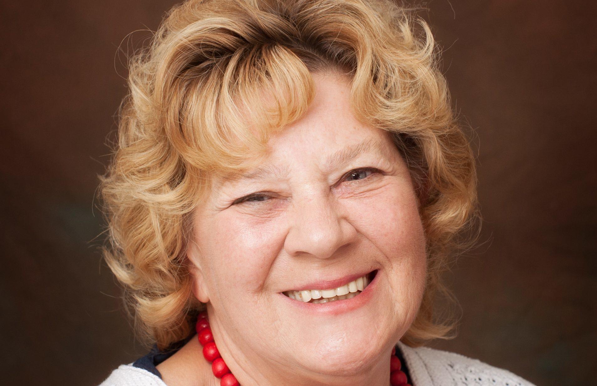Inverness Polish Association chairwoman Zosia Wierzbowicz-Fraser.