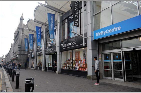 Aberdeen's Trinity Centre