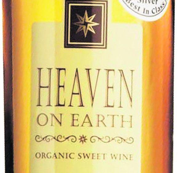 Stellar Winery Organic Fairtrade Heaven on Earth Dessert Wine
