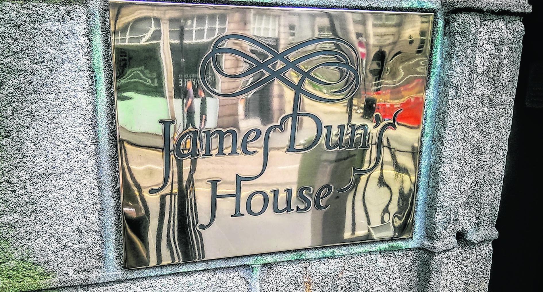 James Dunn House
