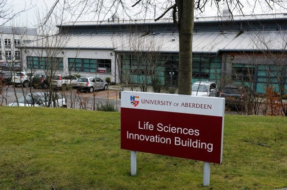4D Pharma bases its research facilities at the University of Aberdeen's Foresterhill Campus