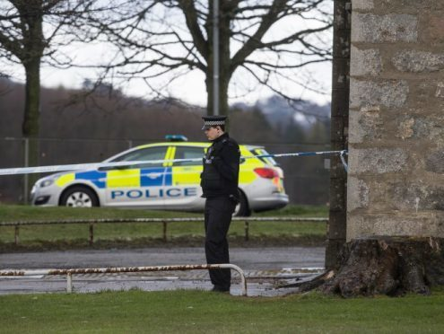 Police called out the bomb squad following the discovery of a suspicious item