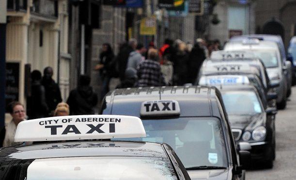 Back Wynd, Aberdeen.