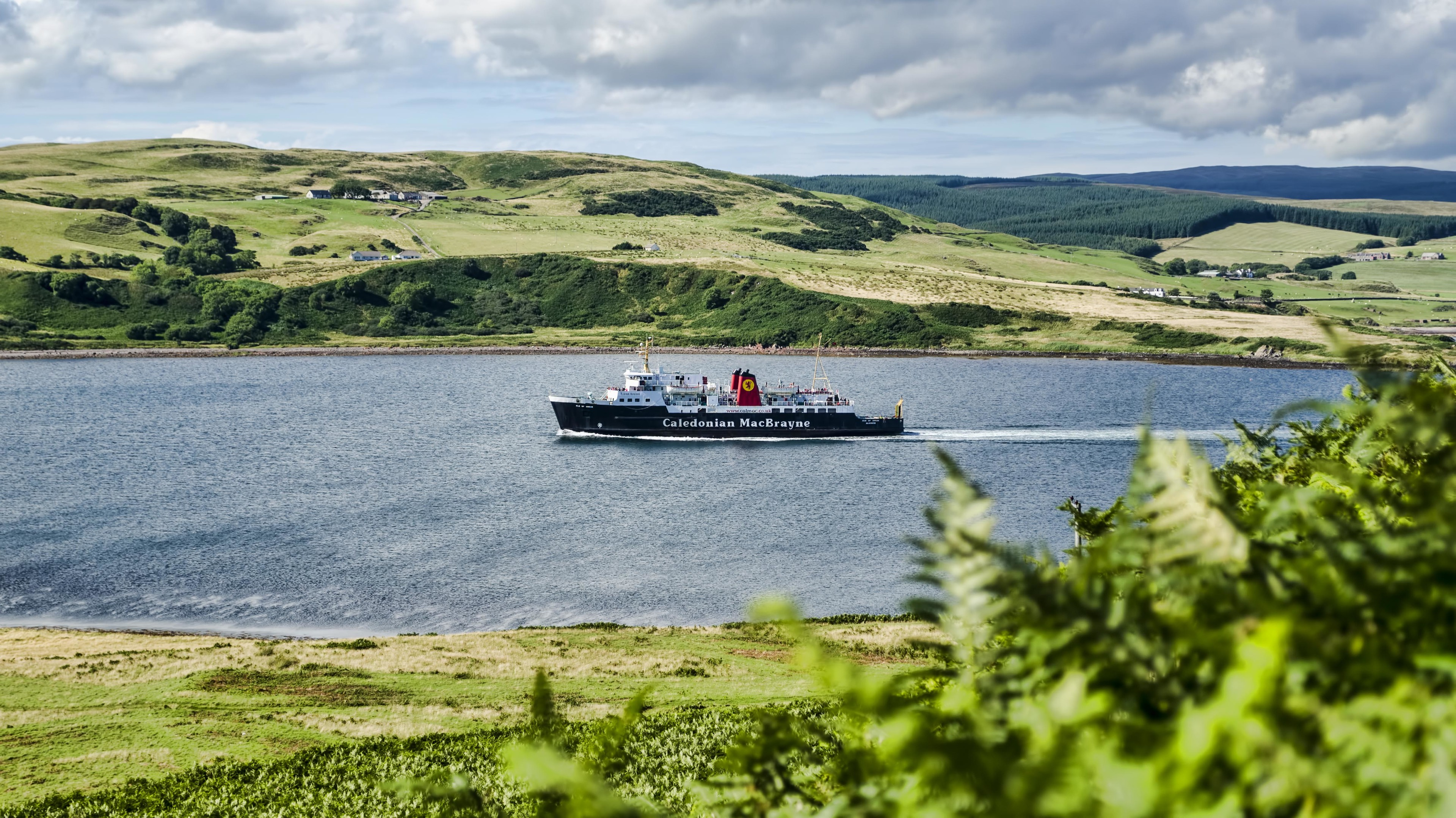 The CalMac service resumes its summer operations today