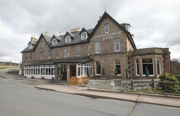 Carrbridge Hotel