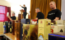 Last year's whisky auction in Craigellachie raised £15,000 for the village.