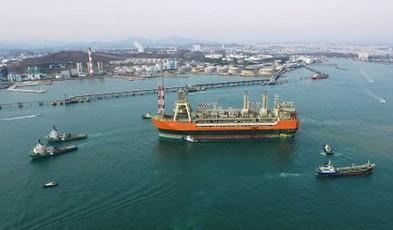 The Glen Lyon FPSO has docked in Norway
